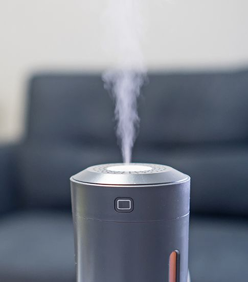 air humidifier emergency